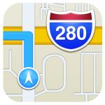 Map(iOS)